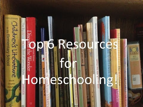Top 6 Resources for New Homeschoolers Not Using a Curriculum