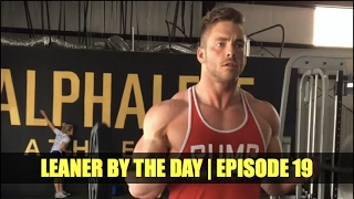 MY SHORTEST SPONSORSHIP EVER   LEANER BY THE DAY   EPISODE 19