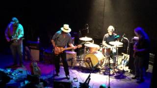"""Too Long In The Wasteland"" James McMurtry @ Bowery Ballroom,NYC 4-18-2015"