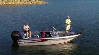 Triton Fishunter Series Fishing Features