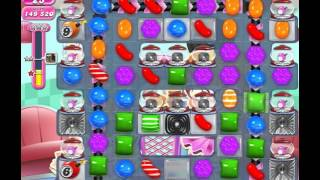 Candy Crush Saga Level 1458 (No booster)