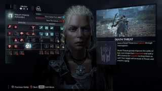Middle-earth™: Shadow of Mordor™ gameplay - Lithariel skin