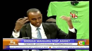 The Big Question: Should Waiguru step aside