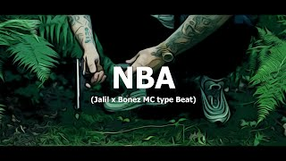 "[FREE] Jalil x Bonez MC type Beat ""NBA"" (prod. by Tim House)"