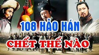 Số Phận Của 108 Vị Anh Hùng Lương Sơn Bạc Trong Lịch Sử TQ Đã Thực Sự Kết Thúc Ra Sao
