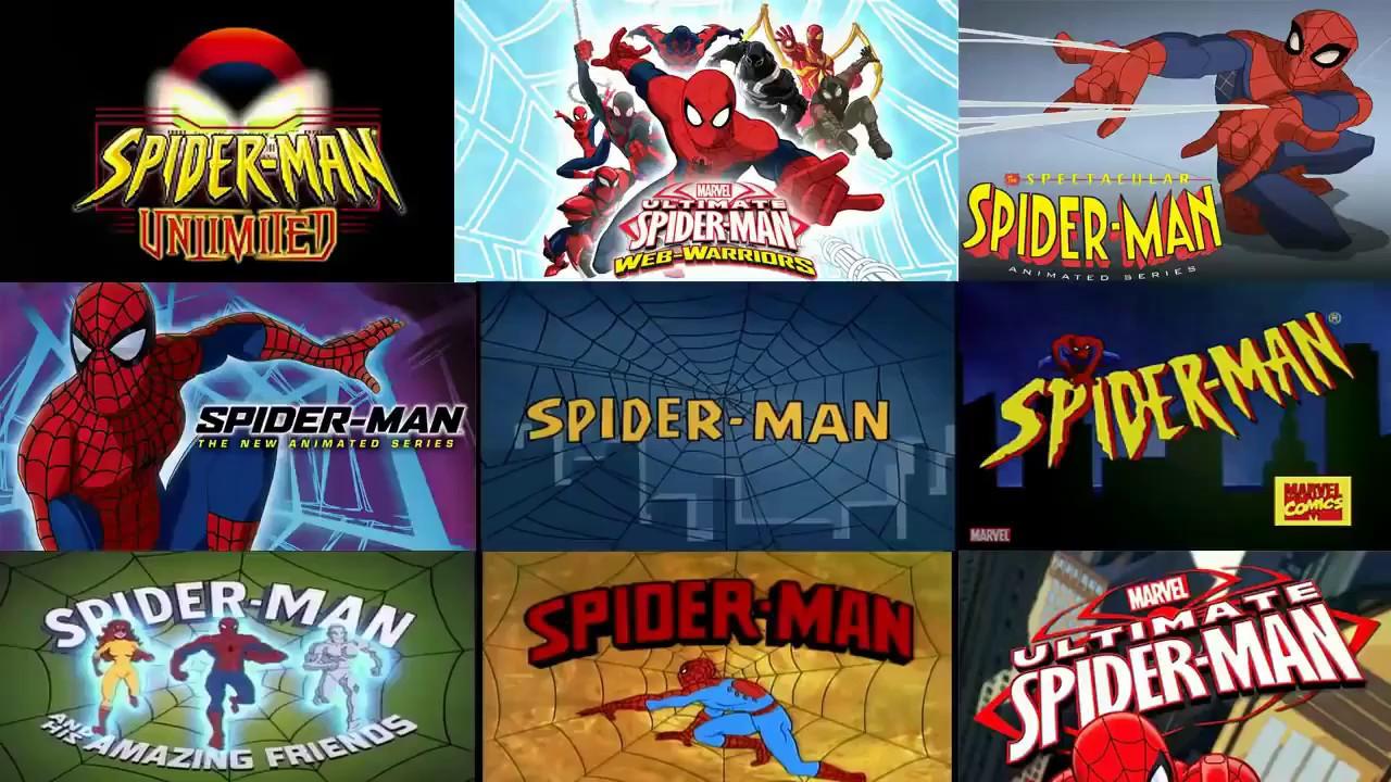 Spiderman Dessin Anime 2017