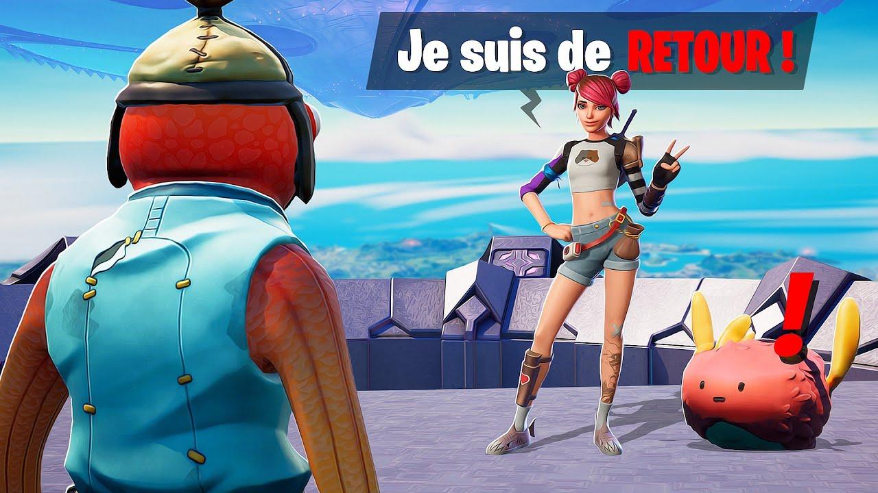 Download Le BOSS SKYE est de RETOUR en SAISON 7 ! Fortnite