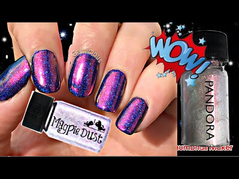 Magpie Beauty | PANDORA Dust | Must Have Nail Product