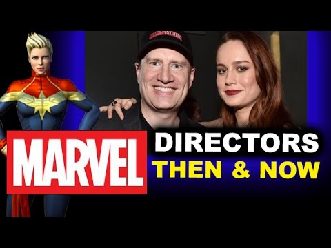 Captain Marvel 2019 REACTION - Director Shortlist