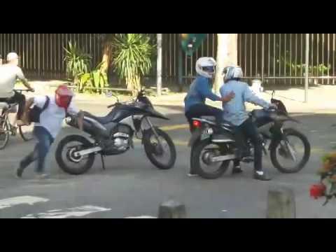 Assalto na Tijuca - RIO DE JANEIRO