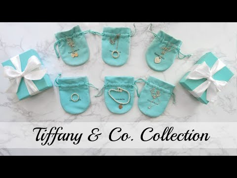 My entire Tiffany & Co. Collection