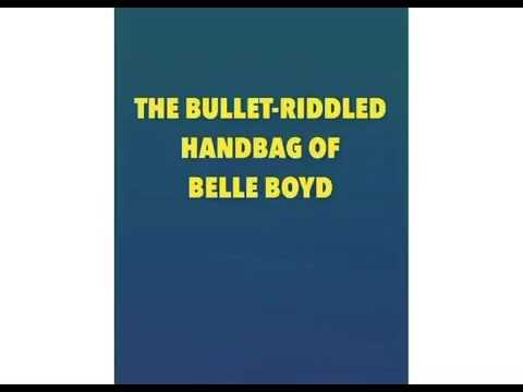 Bullet-Riddled Handbag of Belle Boyd Temple Run