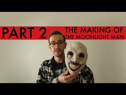 The Making Of The Moonlight Man Part 2 Youtube
