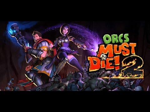 Orcs Must Die! 2 #2- Бесконечный Режим Игры