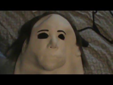 Michael myers halloween 4 mask