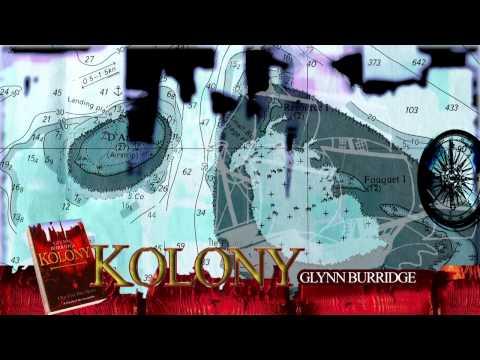 Promo of Seychelles novel, KOLONY, by Glynn Burridge