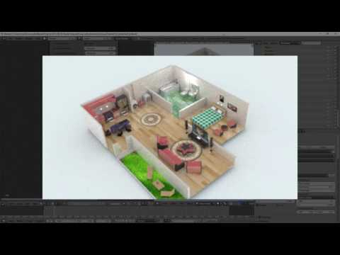 CutAway Shader: House Architectural Reveal Tutorial