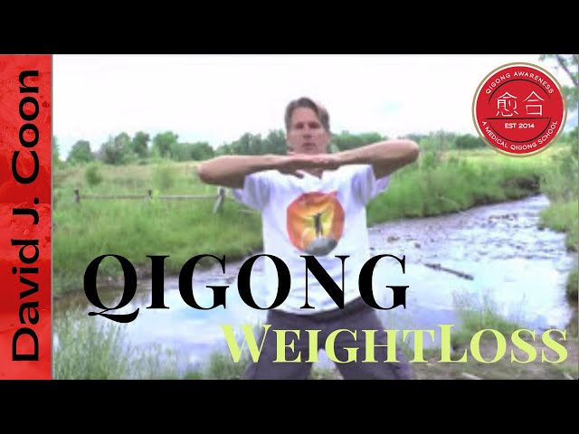 One Simple Qigong exercise for Weight Loss