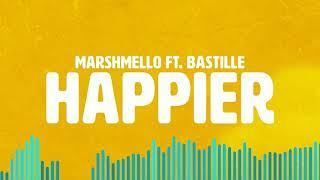 Marshmello ft. Bastille - Happier (Nytr0us Remix)