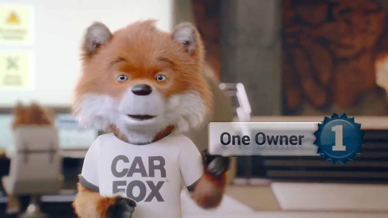 Carfax But Its A Fox Youtube