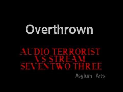 Audio Terrorist - Overthrown (Karaoke)