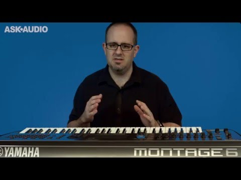 Yamaha Montage Synthesizer Review