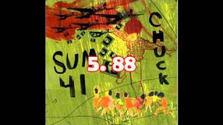 My Sum 41 Top 10 Guitar Solos
