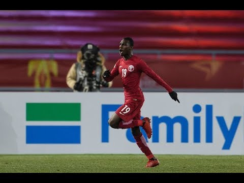 Qatar 1-0 Uzbekistan (AFC U23 Championship: Group Stage)