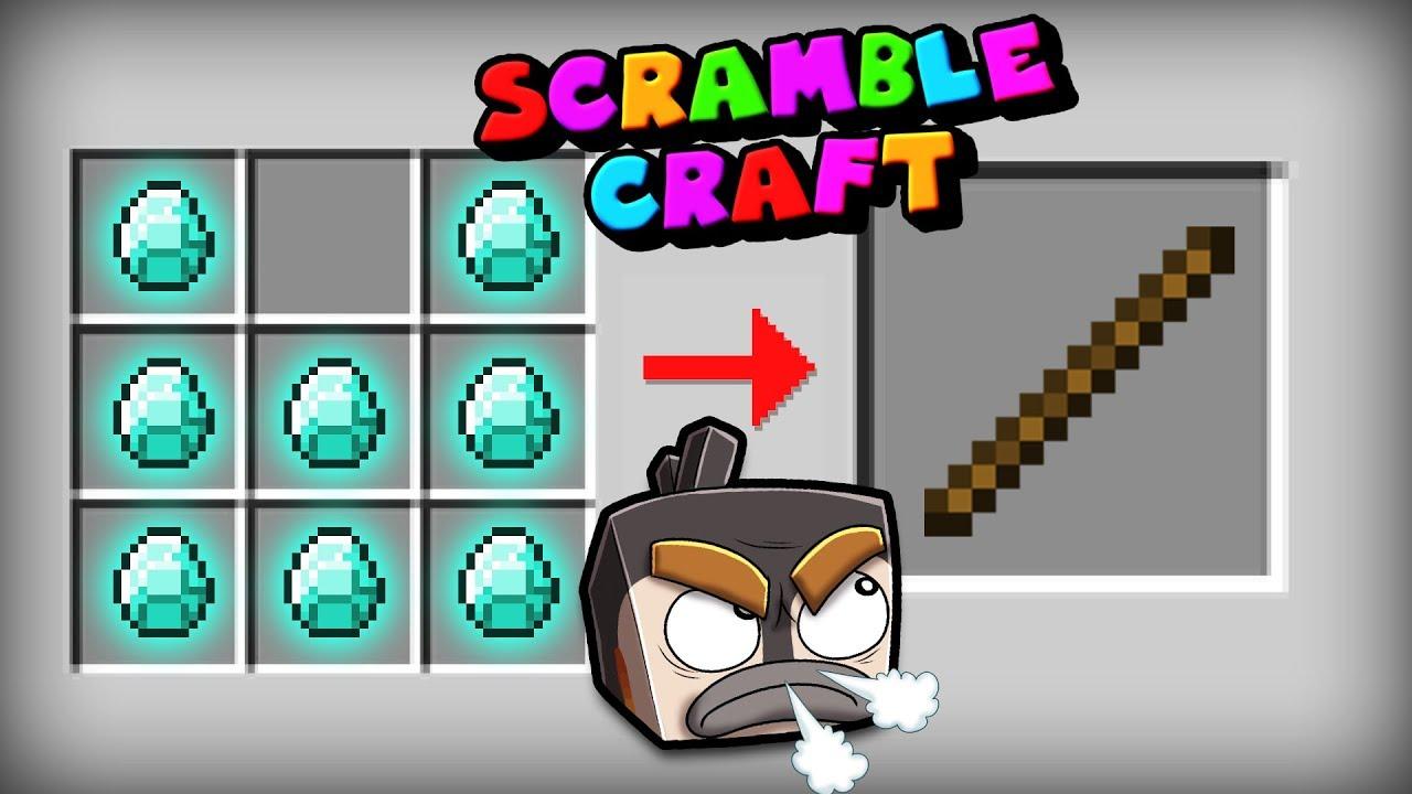 Scramble Craft Mod 1 9 8 UPDATE
