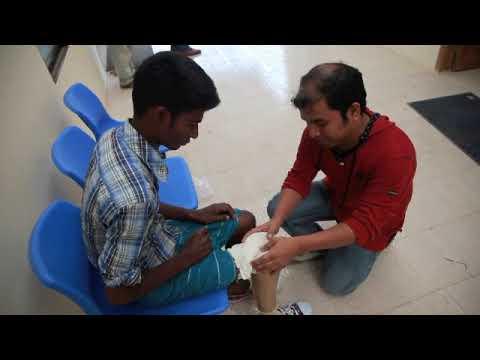 A.K.Khan-CRP Chittagong Centre Prosthetics & Orthotics