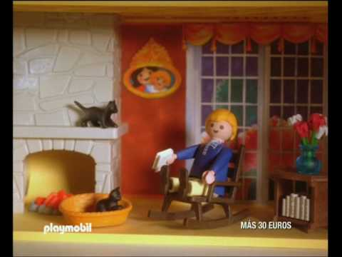 Casa De Mu Ecas Playmobil Youtube