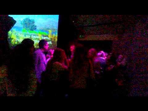ISM karaoke - TVK pirmakursiai @ Brodvejus