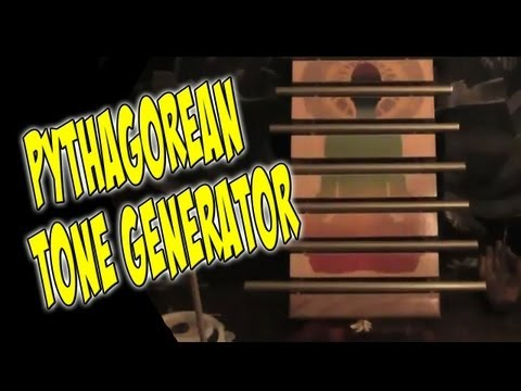 Pythagorean Tone Generator -Music for the Soul