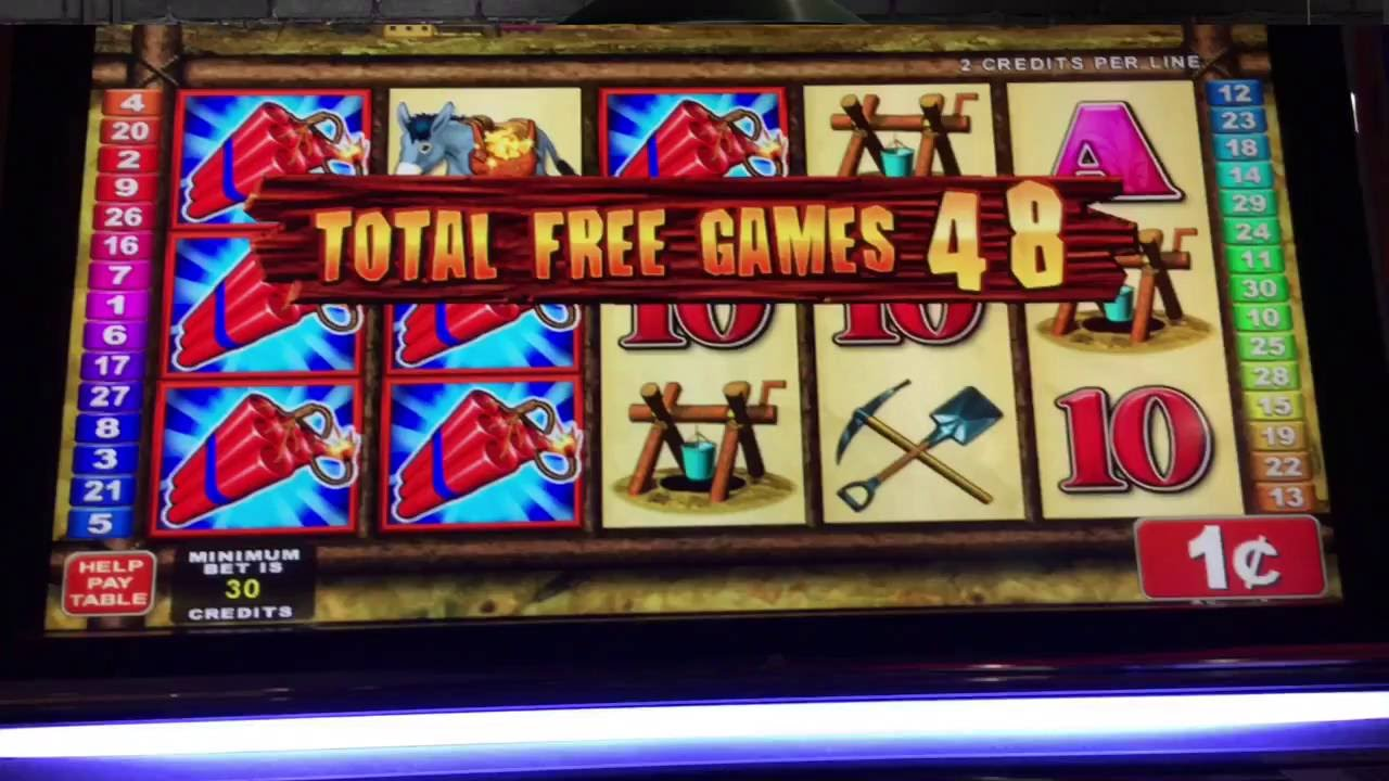 Free video slot machines with free spins games to play on a casino bus trip