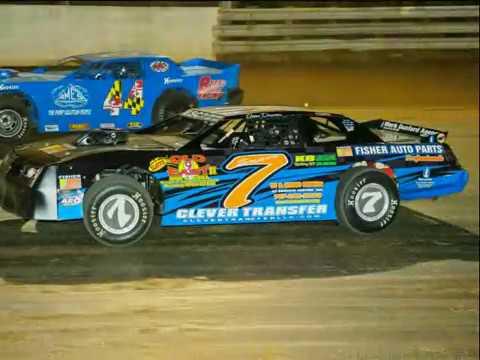 Sean Dawson Racing the Super 7 at Hagerstown Speedway 040817