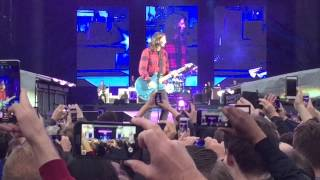Foo Fighters - Live @ Emirates Old Trafford Cricket Club - Manchester - Part 1