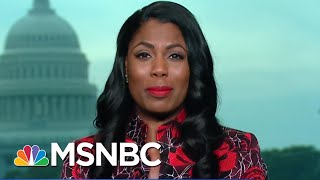 Omarosa Manigault Talks Potential White House Staffing Shake Up | Craig Melvin | MSNBC