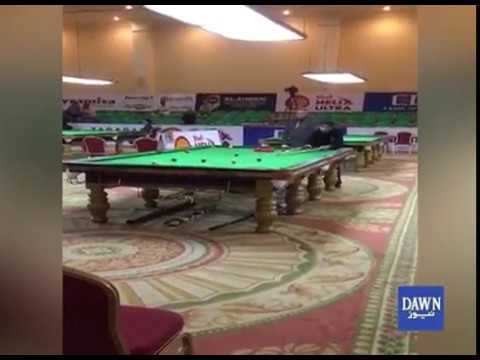 Two Pakistani teams qualify for World Snooker Championship final