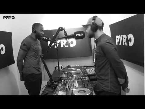 Flowdan Interview - The #BlatantlyBluntShow - PyroRadio.com - (19/08/2016)
