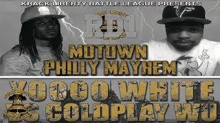 KLBL - Rap Battle - Yoooo White vs Coldplay Wu