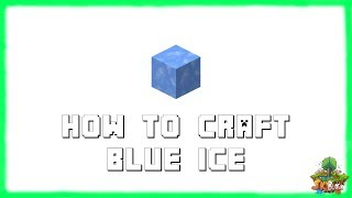 Minecraft 1 16 4 How To Craft Blue Ice 2021 Youtube Blue ice is not renewable. minecraft 1 16 4 how to craft blue ice 2021