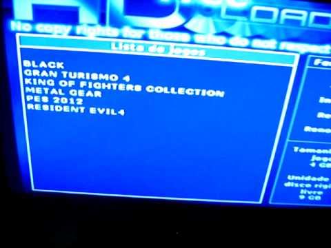 Playstation 2 Fat Hd Loader