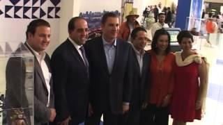 RMV INAUGURA  EL MOSAICO ARTESANAL, GASTRONOMICO Y TURÍSTICO DE MÉXICO 2014 Videos De Viajes