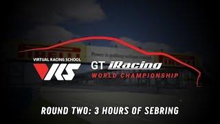 VRS GT iRacing Series | 3 Hours of Sebring