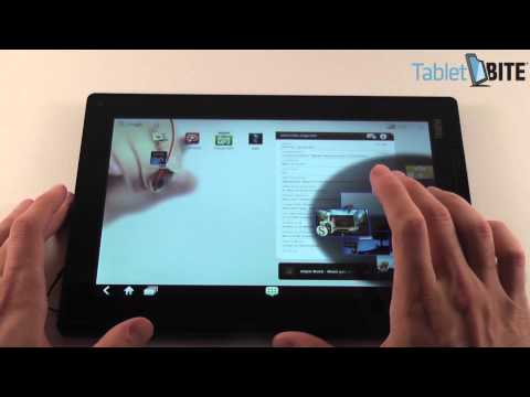 Lenovo ThinkPad tablet review - Android tablet for business and enterprise use