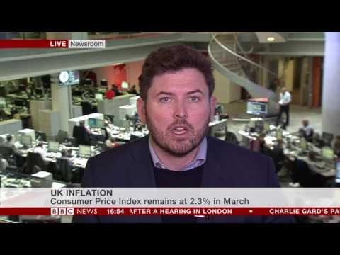 UK inflation stuck at highest level in 3.5 years