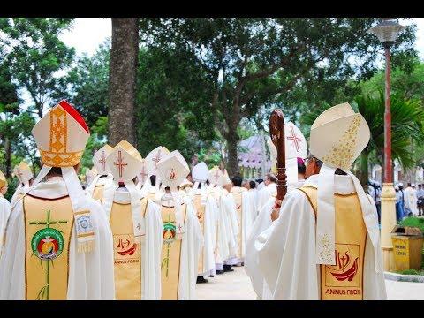 Thánh lễ Tấn phong Giám mục - Đức cha phụ tá Phêrô Nguyễn Văn Viên
