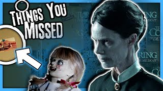 51 Things You Missed™ in The Conjuring: The DEVIL Made Me Do It (2021)