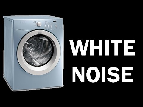 Clothes Dryer White Noise, ASMR 10 hours, relaxing video, sleep aide, tumble dryer