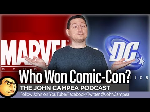 Who Won Comic-Con? Why Is Fox Doing Doctor Doom? - The John Campea Podcast